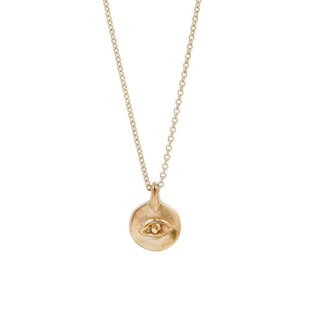 Virginia Eye Necklace