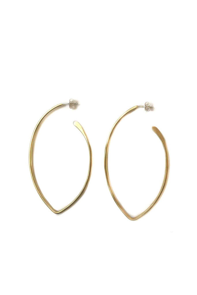 Domingo Hoop Earring