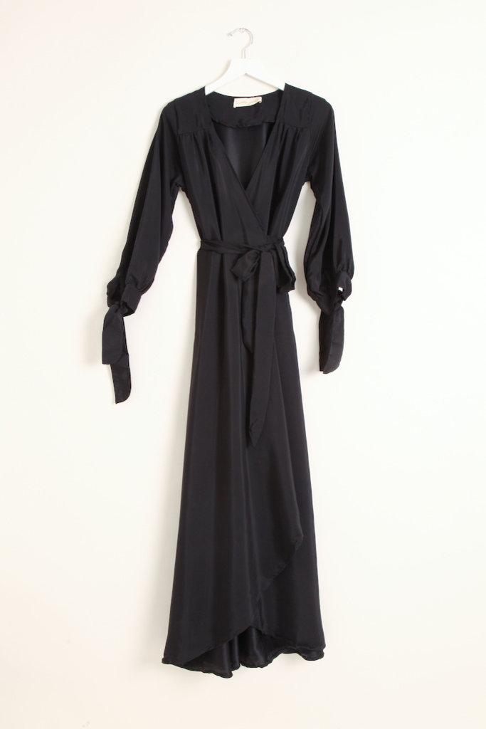 Natalie Martin Danika Long Sleeve Dress