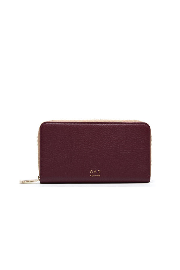 OAD Continental Wallet-Multiple colors