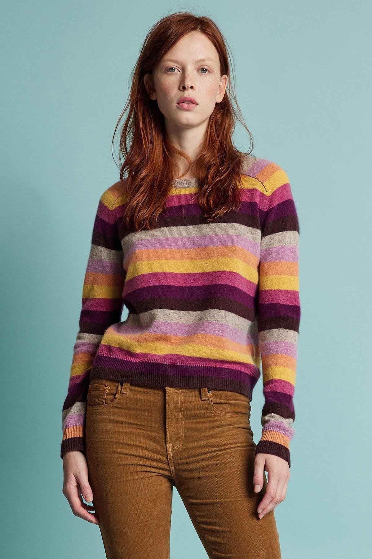 Velvet Mariah L/S Raglan Sweater