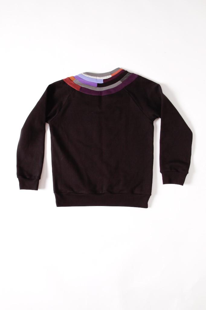 Correll Correll Mosaic Sweatshirt