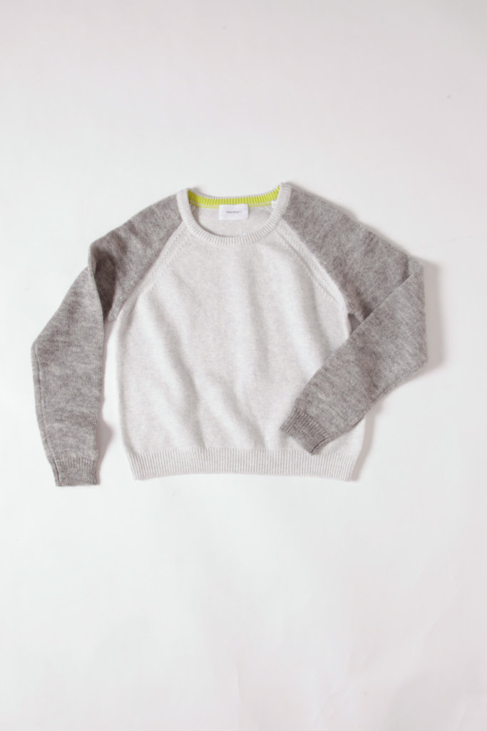 Sita Murt Grey Colorblock Sweater