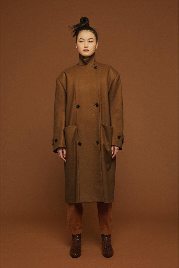 Soeur Grand Coat