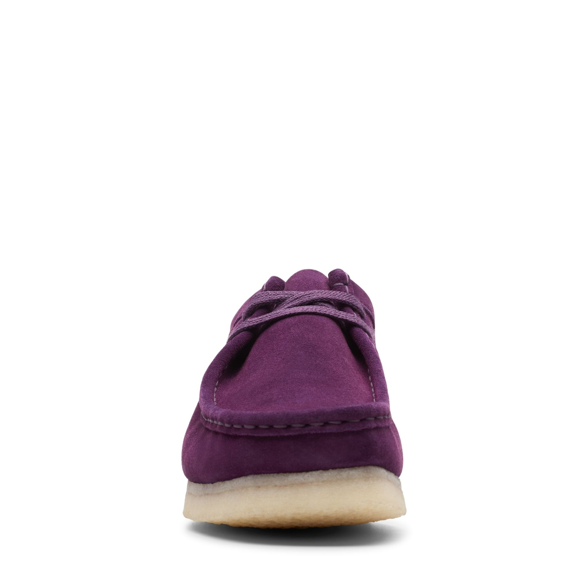 Clarks Suede Wallabee Shoe