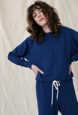 Faded Cotton Sweatshirt