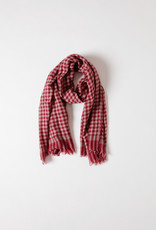 Mois Mont Checkered Wool Scarf - Multiple Colors