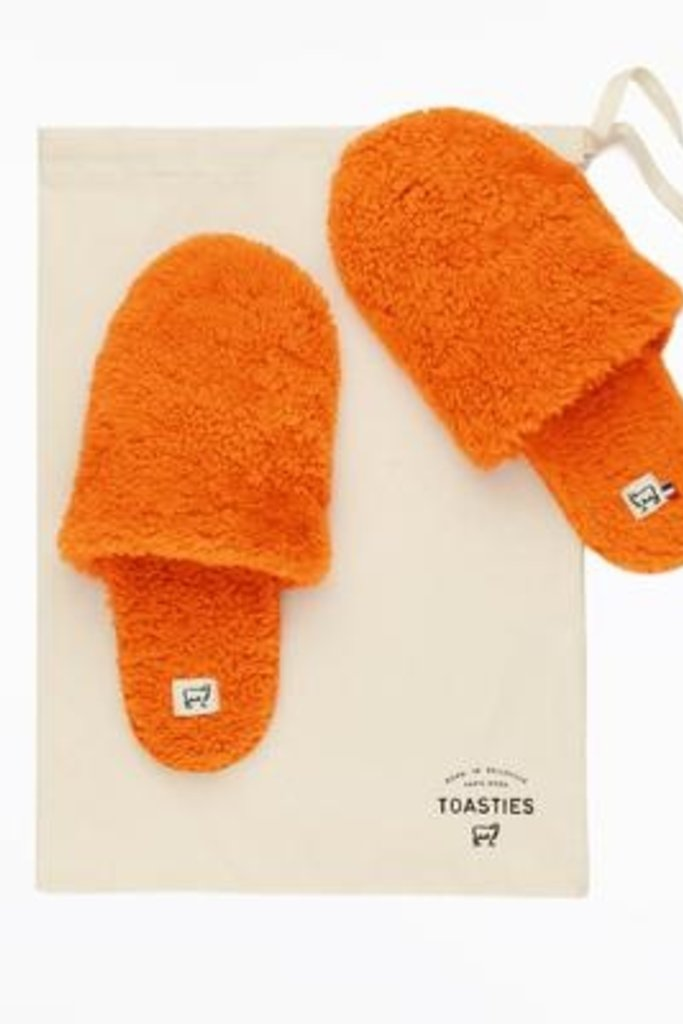 Toasties Saffron Merino Wool Sheepskin Slippers