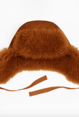Toasties Leather Aviator Hat