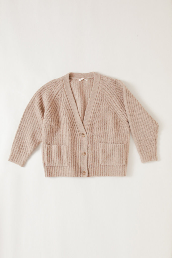 Hansel From Basel Grandma Patch Pocket Cardigan- Multiple Colors