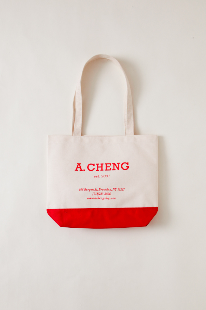 A. Cheng A. Cheng Canvas Tote Bag