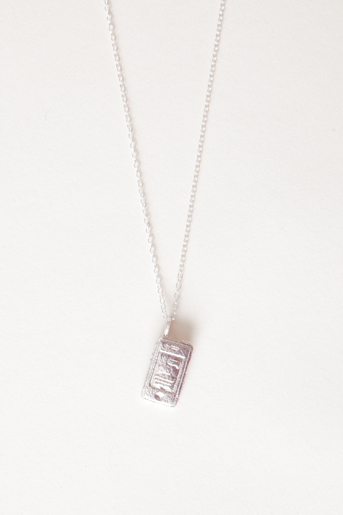 Hannah Rawe Sterling Silver Charm Necklaces - Assorted