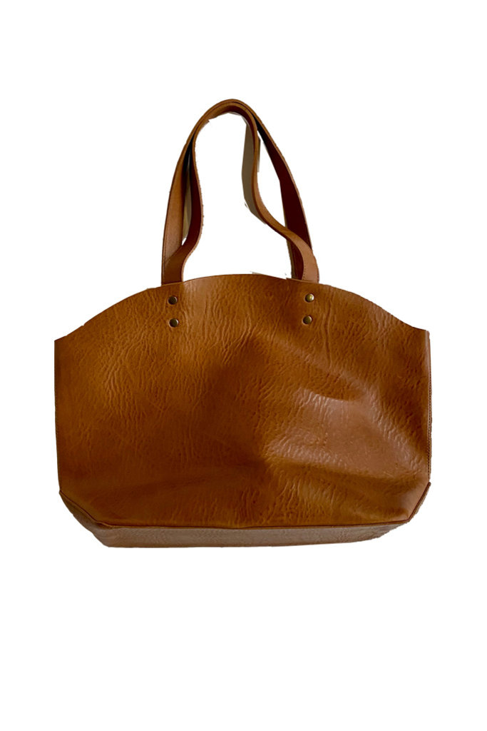 Moore & Giles Large Leather Tote