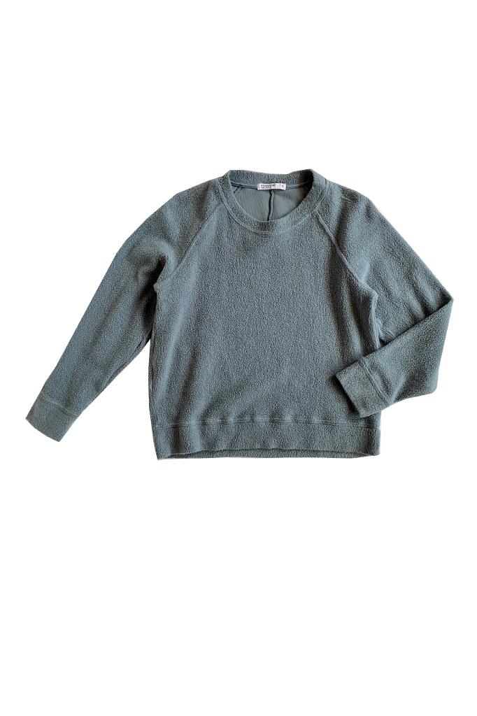 Sherpa Crewneck Sweatshirt