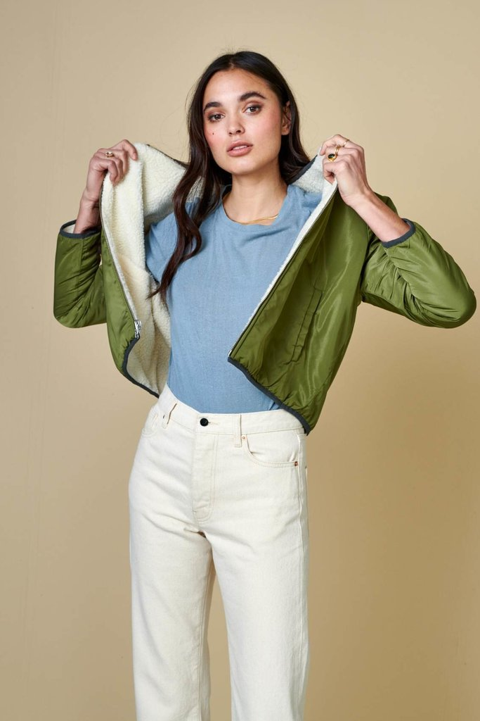 Bellerose Belay Reversible Jacket