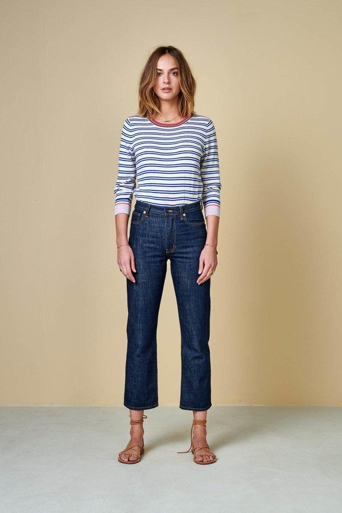 Bellerose Striped Knit Shirt  - Multiple Colors