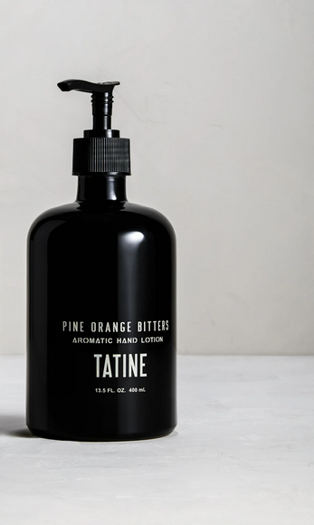 Tatine Pine Orange Bitters Hand Lotion