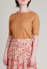 masscob masscob Panel Seamed Flowy Floral Skirt