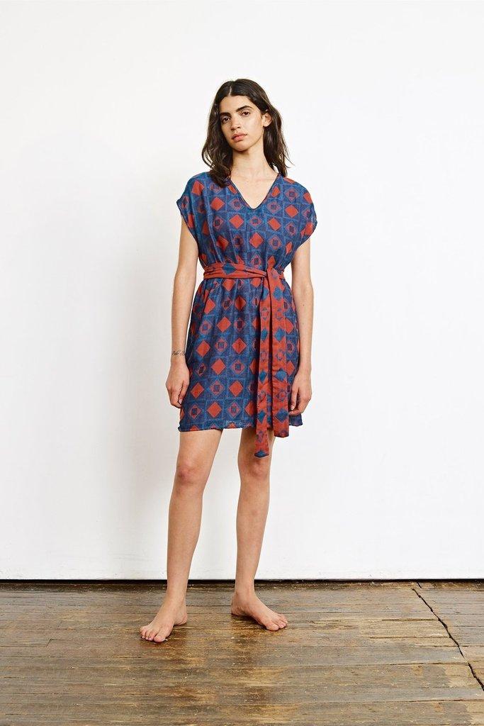 Ace & Jig Ace & Jig Olive Reversible Dress - Multiple Colors