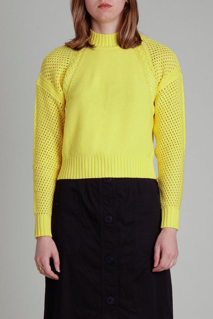 Soeur Soeur Illaria Cotton  Sweater