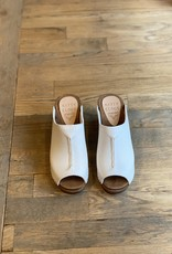 Open Toe Slide Clog- Multiple Colors