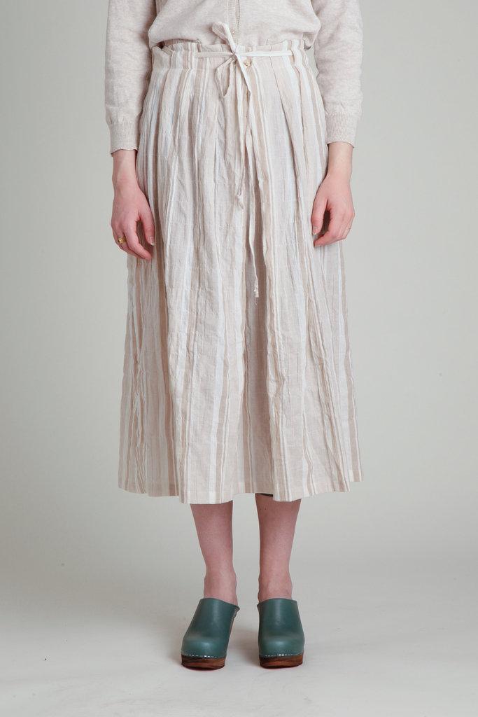 Moskiddos Gathered Cotton Skirt
