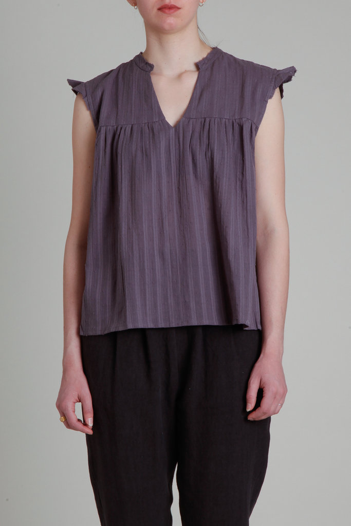 Moskiddos Moskiddos Sleeveless Woven Blouse- Multiple Colors