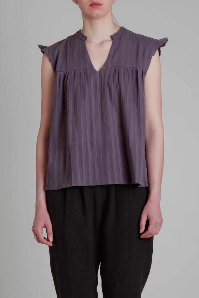 Moskiddos Sleeveless Woven Blouse- Multiple Colors