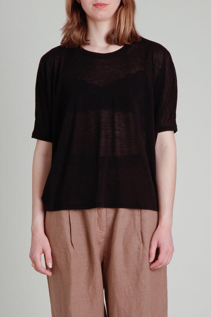 CT Plage High Twist Cotton Pullover
