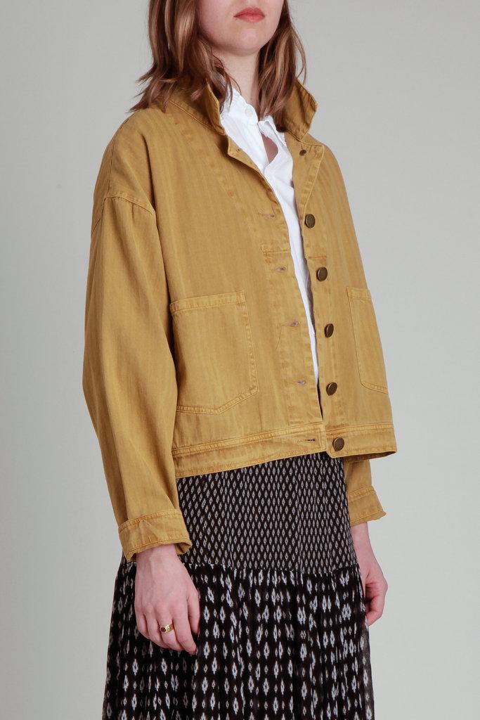 Herringbone Worker Jacket