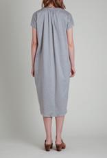 CT Plage CT Plage Cotton Jersey Drape Dress