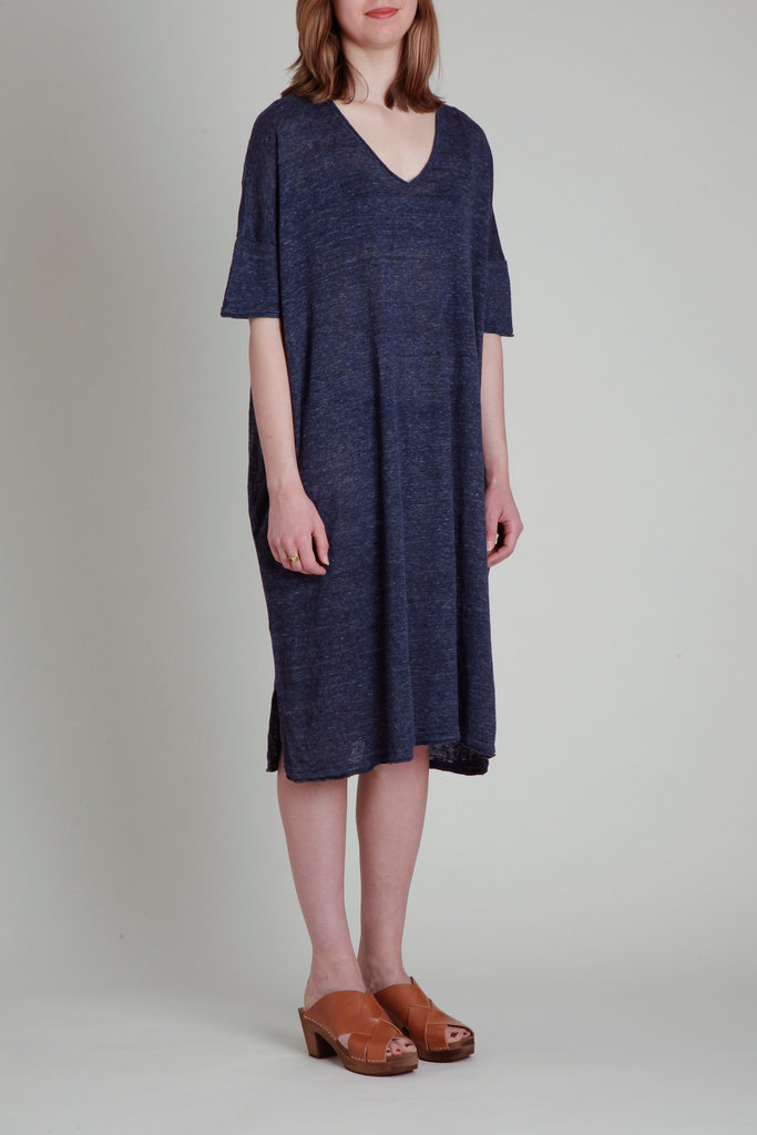 CT Plage CT Plage Linen Drape Dress