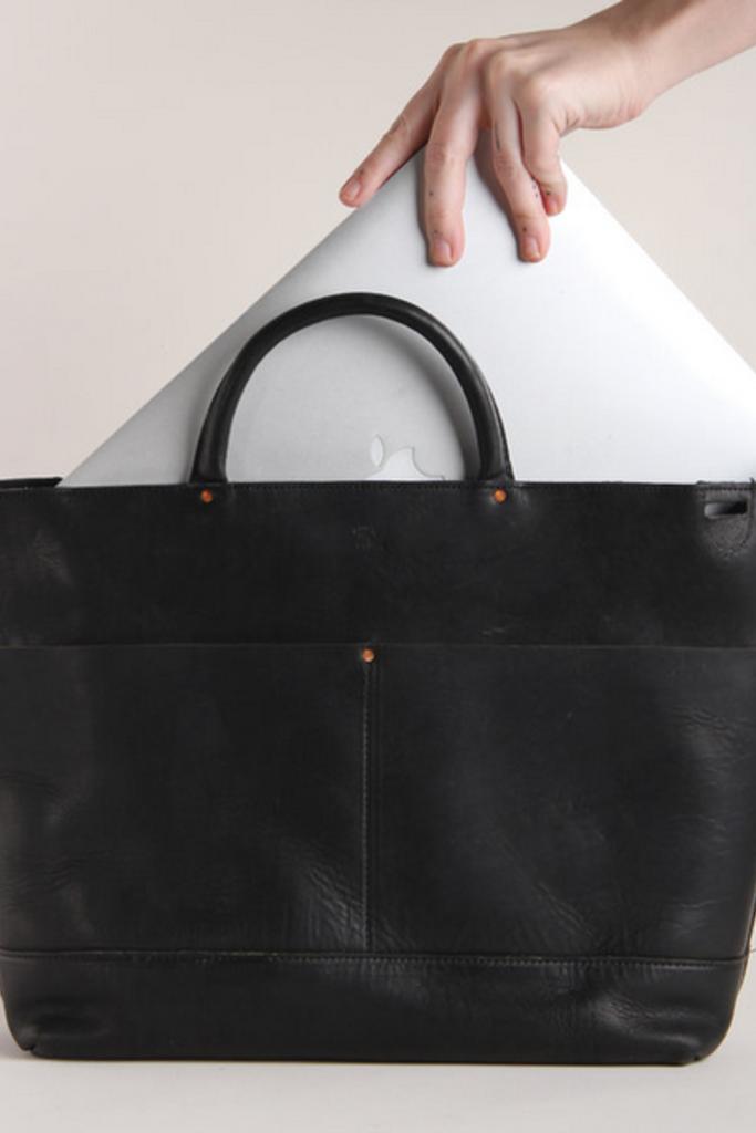 Fleabags Leather Satchel Bag