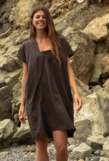 Mollusk Oversized Cover Up Dress