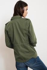 Velvet Velvet Faded Green  Cargo Jacket