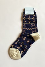 Hansel From Basel Hansel From Basel Patterned Wool/Cotton Socks