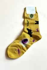 Hansel From Basel Hansel From Basel Abstract Patterned Socks