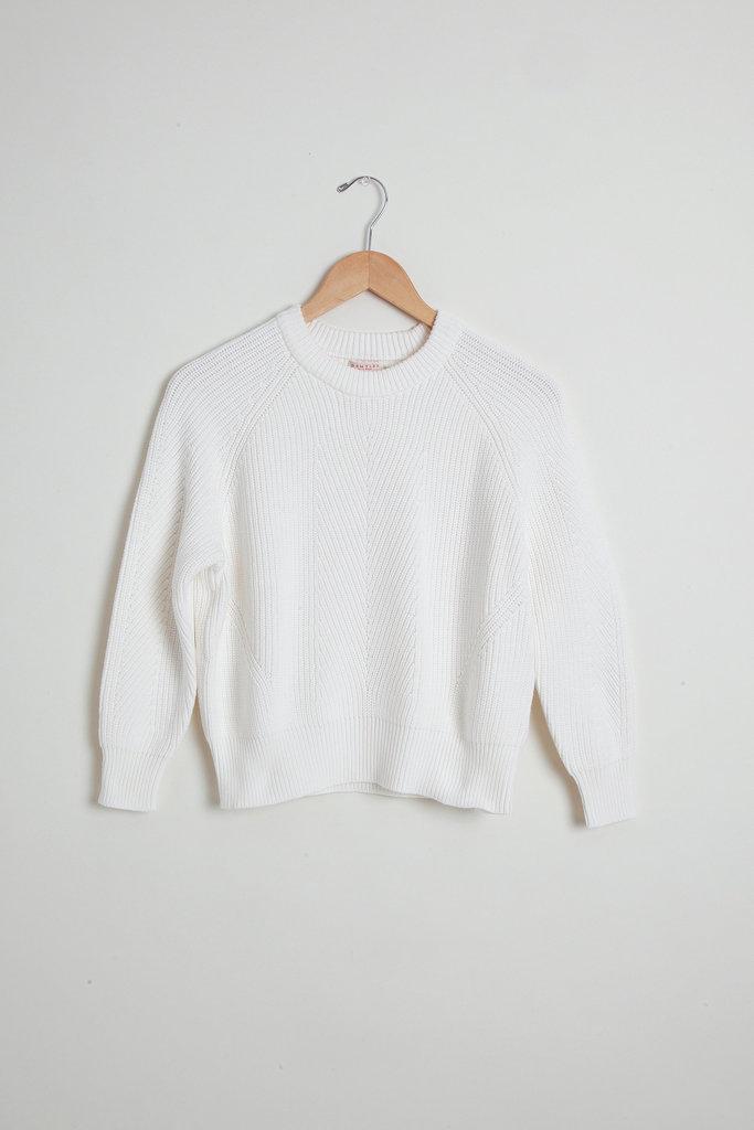 Demy Lee Cotton Crewneck Sweater