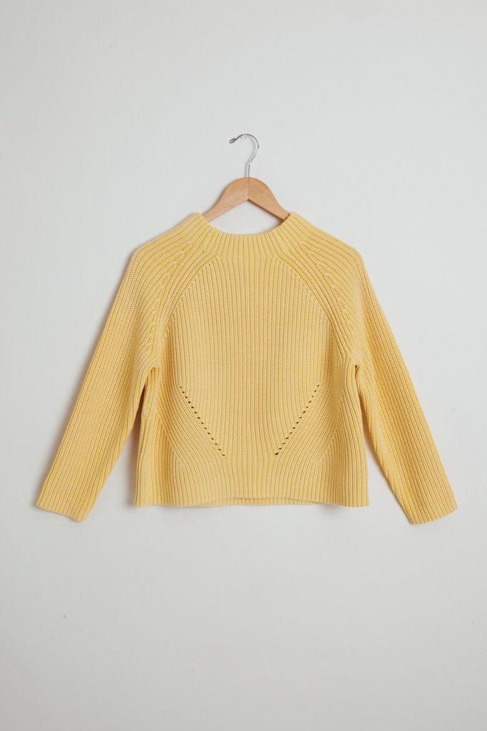 Demy Lee Stitch Cotton Sweater