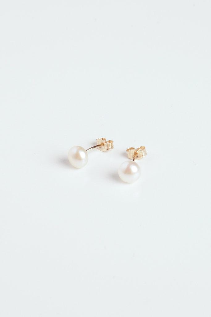 Kristen Elspeth Freshwater Pearl Studs Small