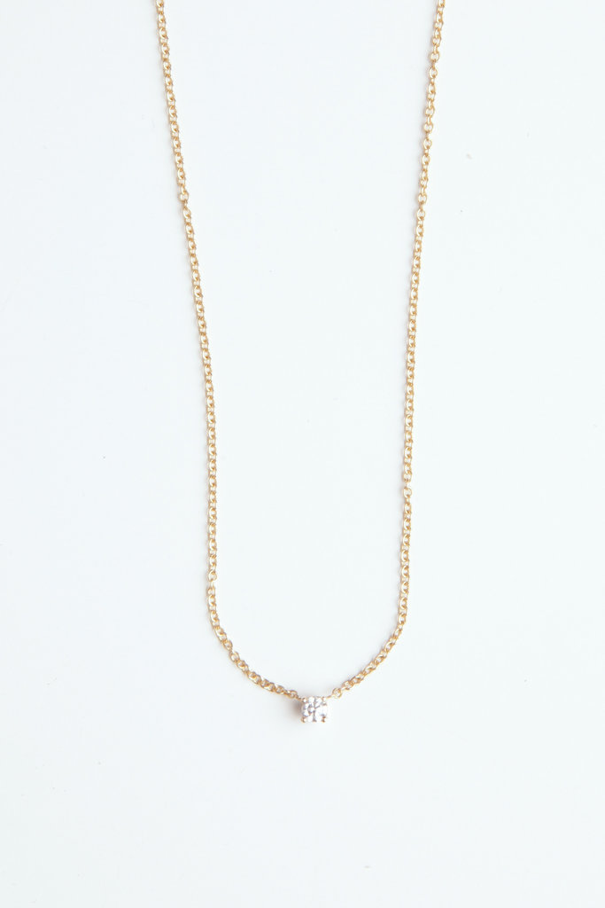 Hortense Hortense Tiny diamond Necklace