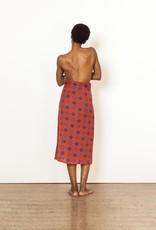 Ace & Jig High-waisted Midi Skirt