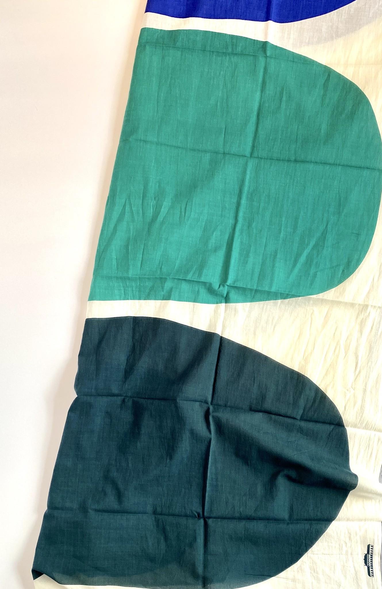 Mois Mont Block print Scarf - Multiple Colors