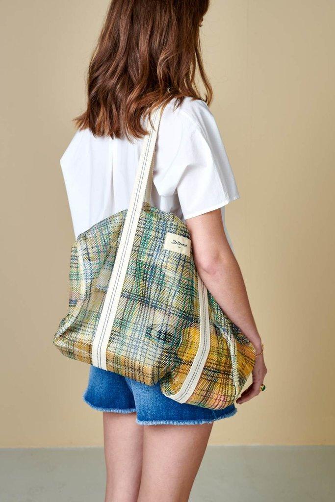 Bellerose Mesh Duffle Bag