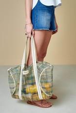 Bellerose Bellerose Mesh Duffle Bag