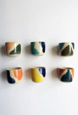 Alice Cheng Studio Shapes Ceramic cups