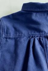 Carleen Carleen Loren Cobalt Cotton Jacket