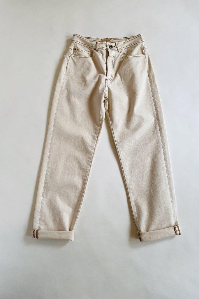 Hip Hip Ecru Jeans