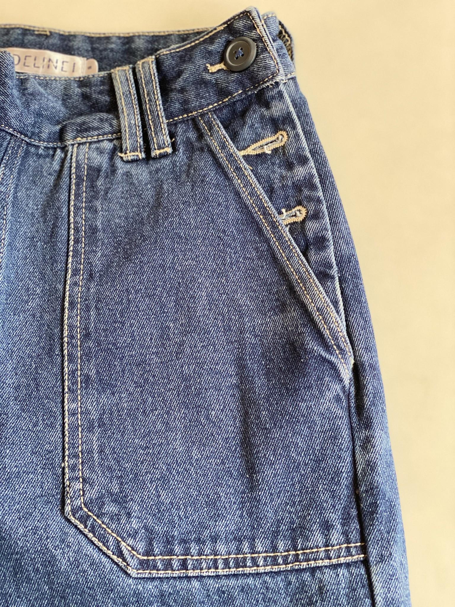 Sideline Lola Wide Leg Jean