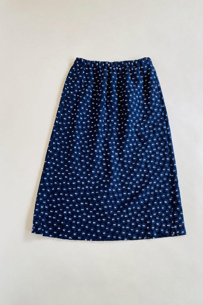 Hansel From Basel Dora Daisy Embroidered Skirt
